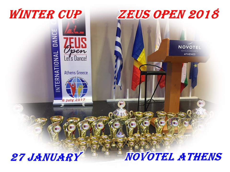 Winter Cup - Zeus Open 2018